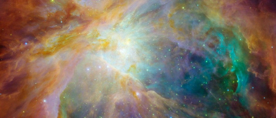 Rainbow Nebula 3